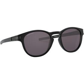 Oakley Latch Gafas de Sol Mujer, negro/gris
